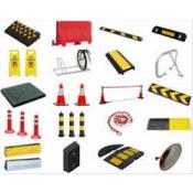 Εξοπλισμός για parking & σήμανση δρόμων