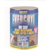 EVERCRYL ONE COAT 1lt EVERBUILD SUPER ΣΦΡΑΓΙΣΤΙΚΟ Γαλακτώματα - Τσιμεντοειδή - Στεγανωτικά - Σφραγιστικά